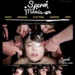 Sperm Mania Scene