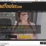 Tessa Fowler Using Pay Pal