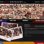Czech Mega Swingers Site Rip Download