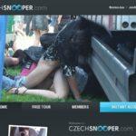 Czech Snooper Full Site