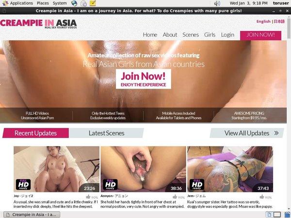 Creampie In Asia Renew Membership