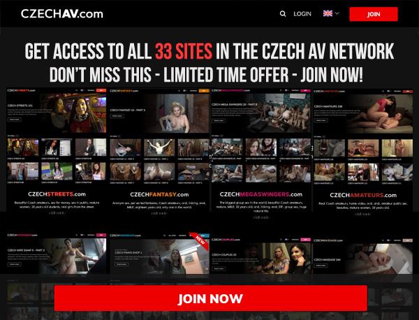 Czechav.com Payment