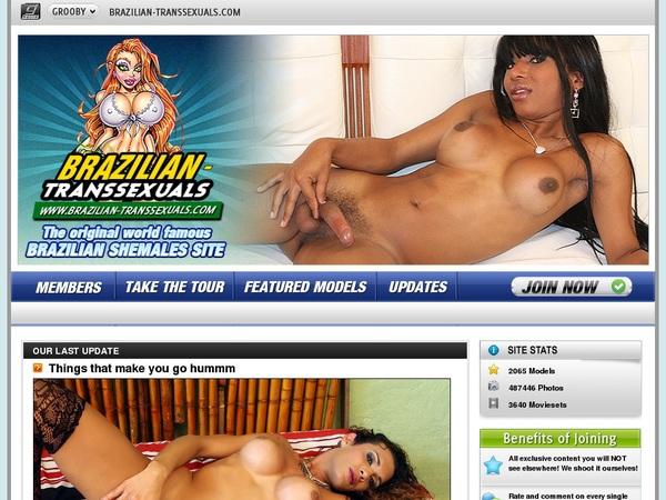 Fresh Brazilian Transsexuals Site Rip