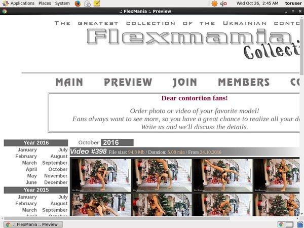 Paypal Collection Flex Mania Com