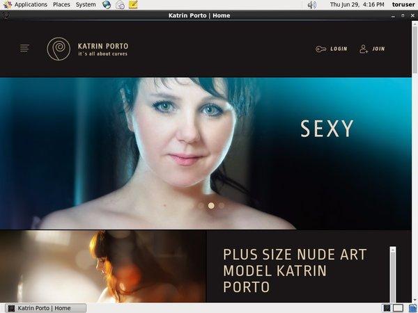 Katrin Porto Discount Porn