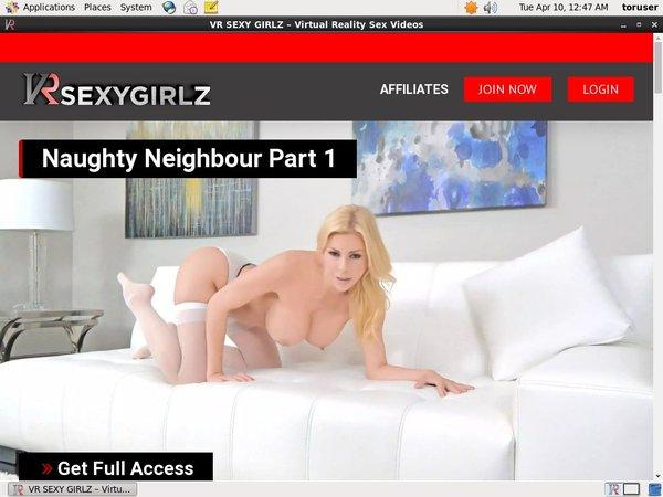 Vrsexygirlz.com Pass Premium