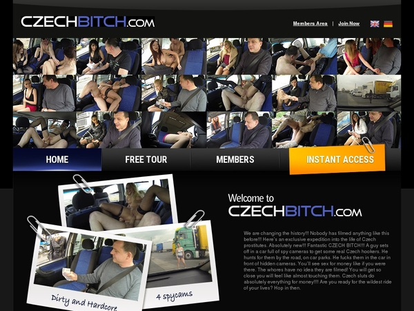 Czechbitch.com Network Discount