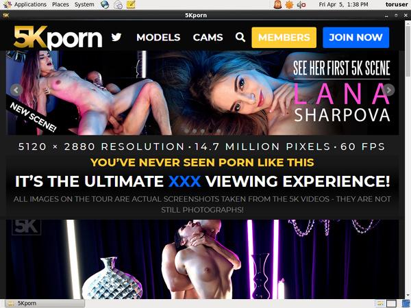 5kporn.com Worth It?
