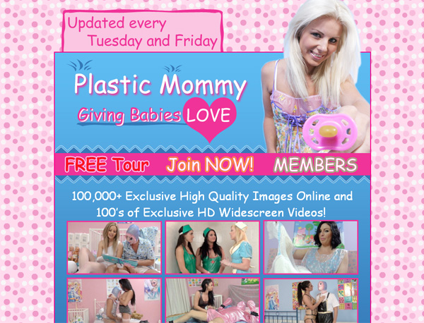 Try Plastic Mommy