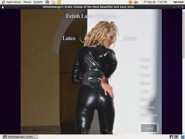 Trial Fetishlatexgirl Free