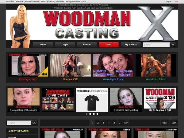 Woodmancastingx Bezahlen