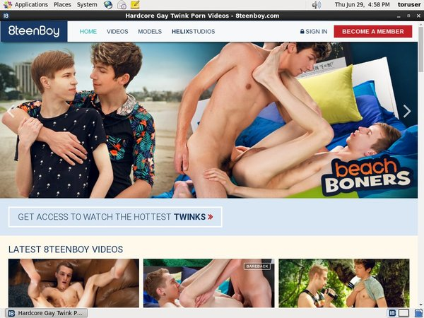 8teenboy.com Accounts And Passwords